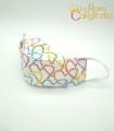 Mascarilla modelo 3D