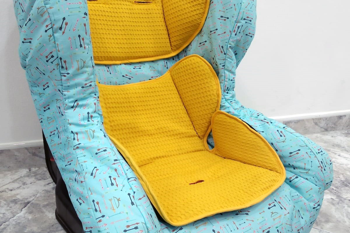 CUSTOMIZANDO SILLA COCHE